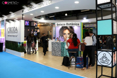 Croda en In-Cosmetic Latin America
